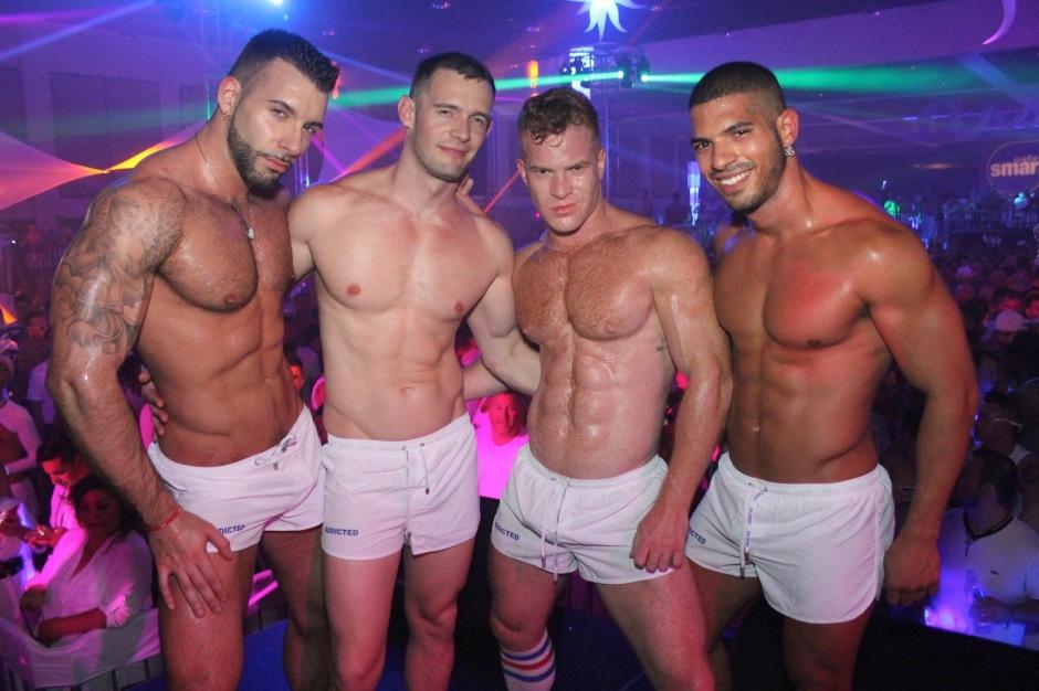 boite gay paris mardi